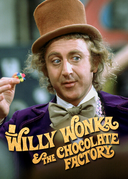 Willy Wonka & the Chocolate Factory on Netflix USA