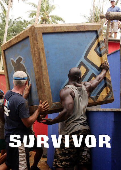 Survivor on Netflix USA