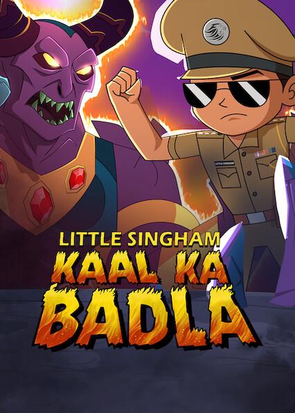 Little Singham: Kaal Ka Badla