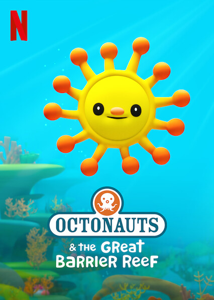Octonauts & the Great Barrier Reef on Netflix USA