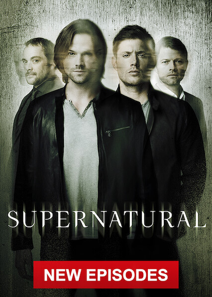 Supernatural sur Netflix USA