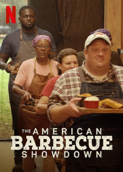 The American Barbecue Showdown on Netflix USA