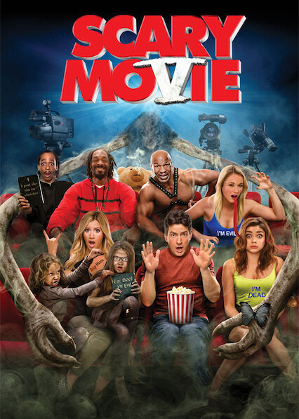 Scary Movie 5 on Netflix USA