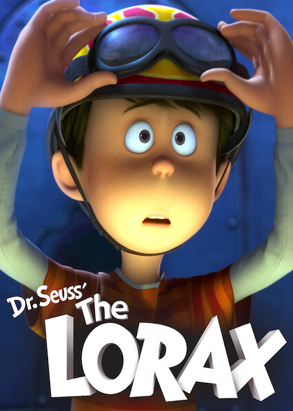 The Lorax du Dr. Seuss sur Netflix USA