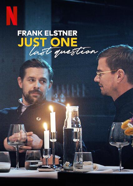 Frank Elstner: Juste une dernière question sur Netflix USA