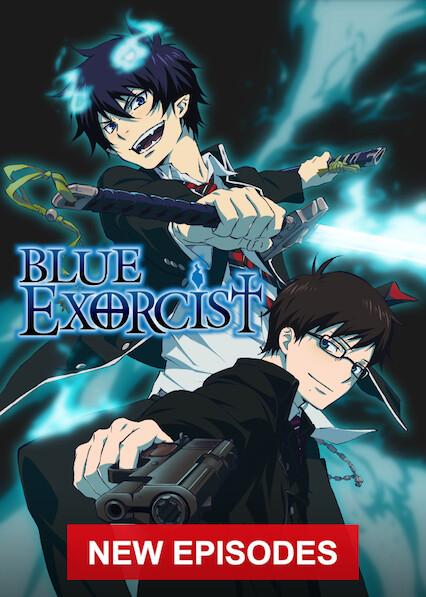 Blue Exorcist on Netflix USA