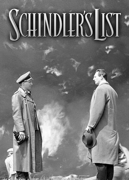 Schindler's List on Netflix USA