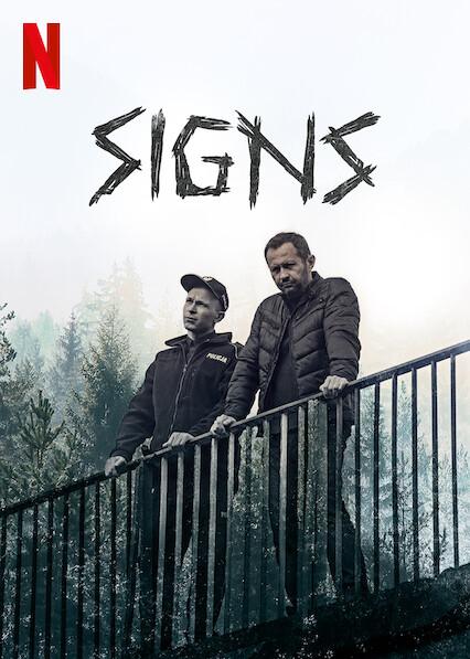 Signes sur Netflix USA