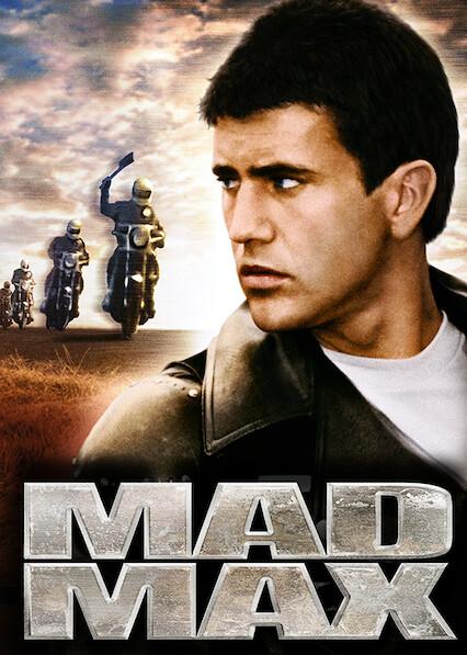 Mad Max on Netflix