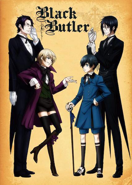 Black Butler on Netflix USA