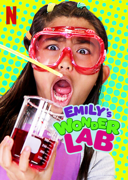 Emily's Wonder Lab sur Netflix USA