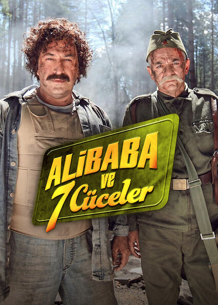 Ali Baba ve 7 Cüceler on Netflix USA