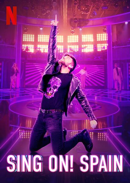 Chantez!  L'Espagne sur Netflix USA