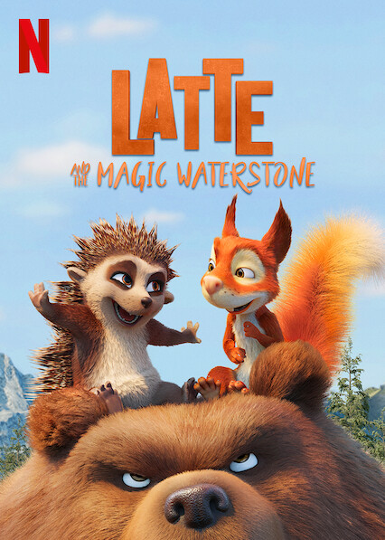 Latte and the Magic Waterstone on Netflix USA