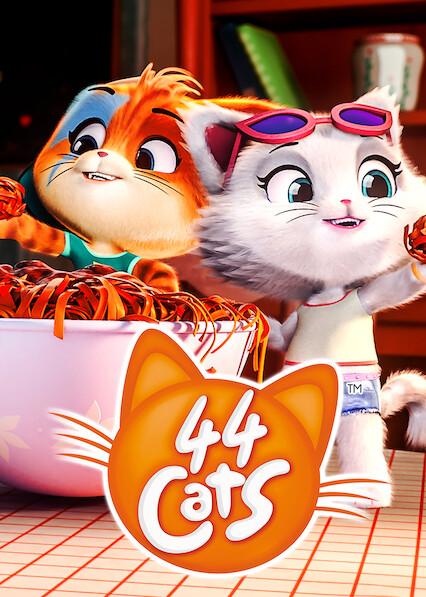 44 Cats on Netflix USA