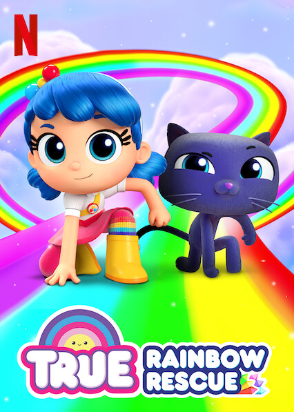 True: Rainbow Rescue on Netflix USA