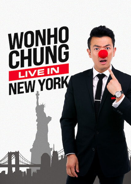 Wonho Chung: Live à New York sur Netflix USA