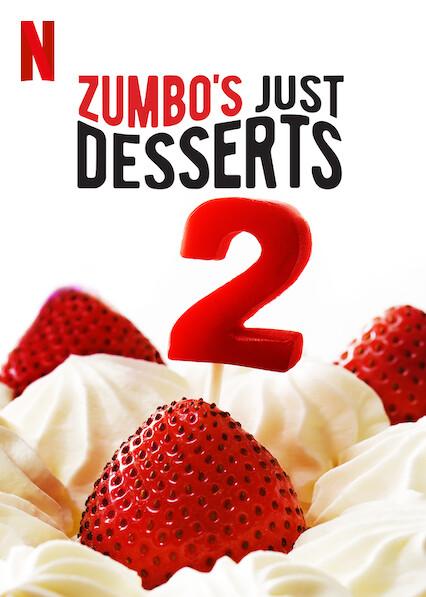 Zumbo's Just Desserts sur Netflix USA