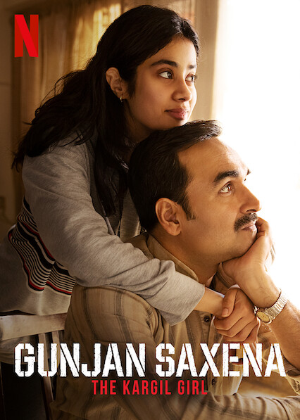 Is Gunjan Saxena The Kargil Girl Available To Watch On Netflix In America Newonnetflixusa