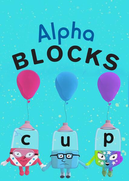 Alphablocks on Netflix