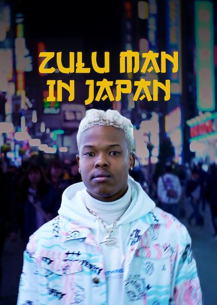Zulu Man au Japon sur Netflix USA