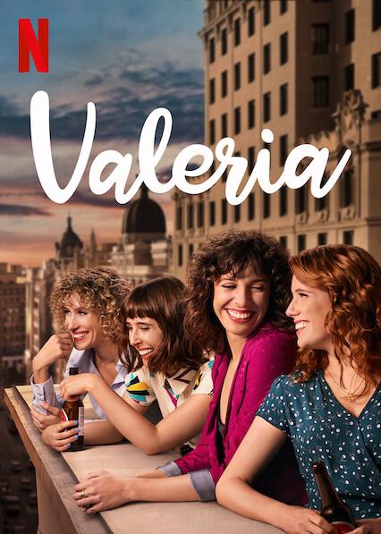 Valeria on Netflix USA