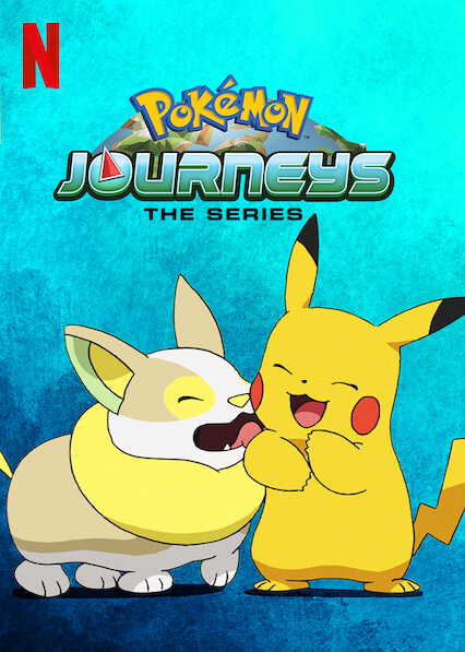 Pokémon Journeys: The Series on Netflix USA