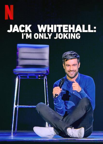 Jack Whitehall: Je plaisante uniquement sur Netflix USA