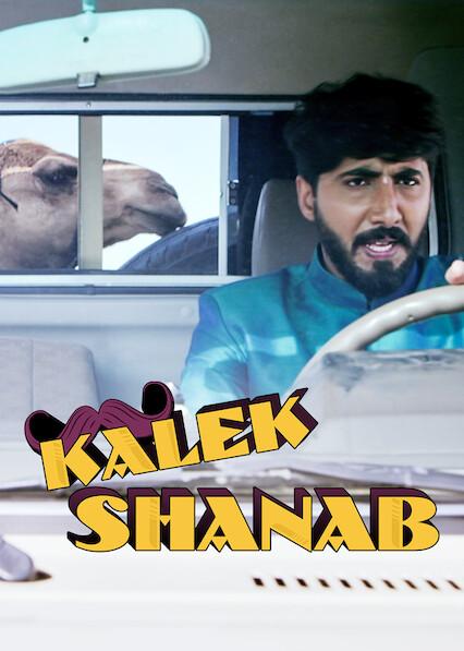 Kalek Shanab sur Netflix USA