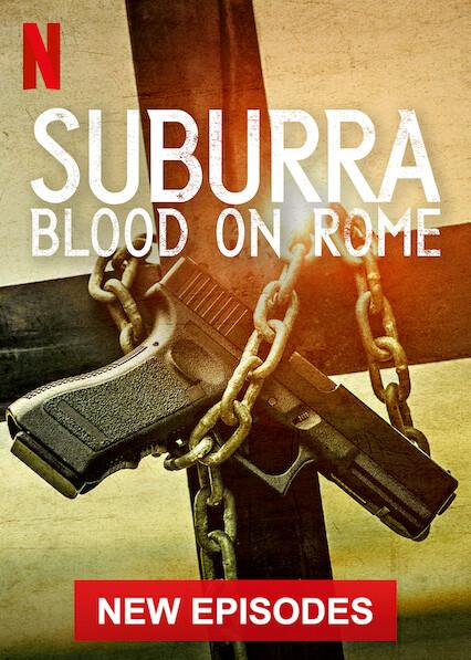 Suburra: Blood on Rome on Netflix USA