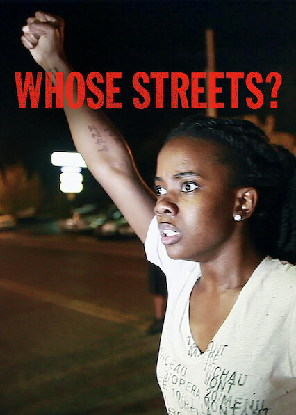 À qui les rues?  sur Netflix USA