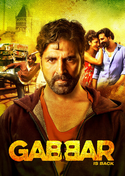 Gabbar Is Back on Netflix USA