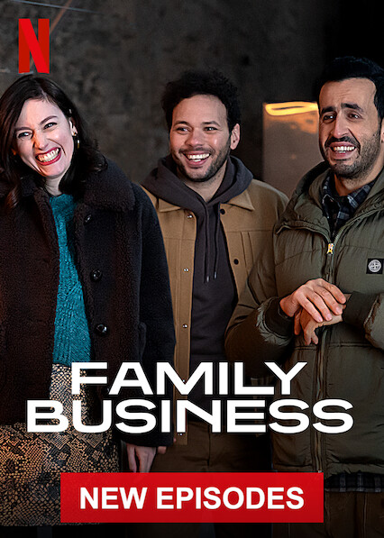 Family Business on Netflix USA