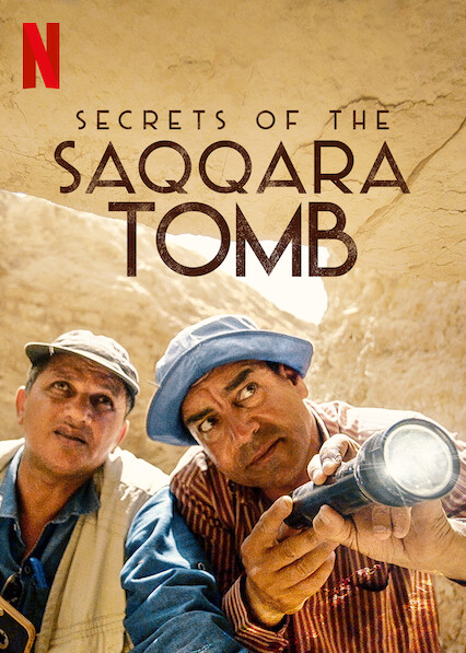 Secrets of the Saqqara Tomb on Netflix USA