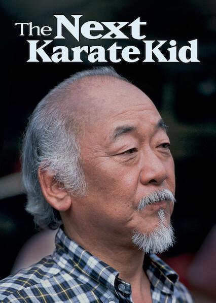The Next Karate Kid sur Netflix USA