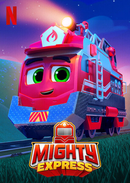 Mighty Express sur Netflix USA