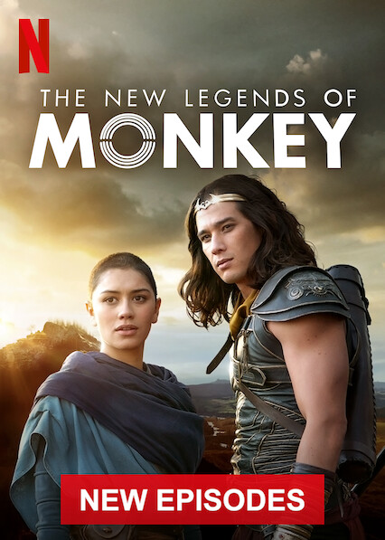 The New Legends of Monkey on Netflix USA