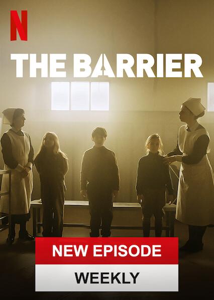 La barrière sur Netflix USA