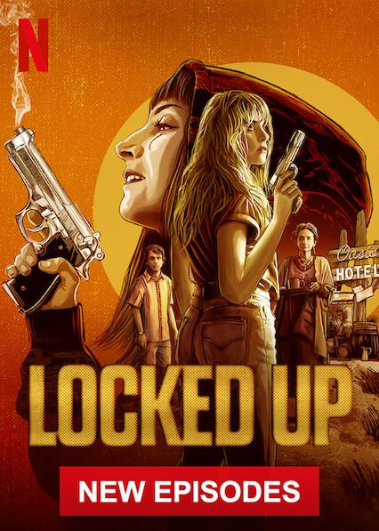 Locked Up on Netflix USA