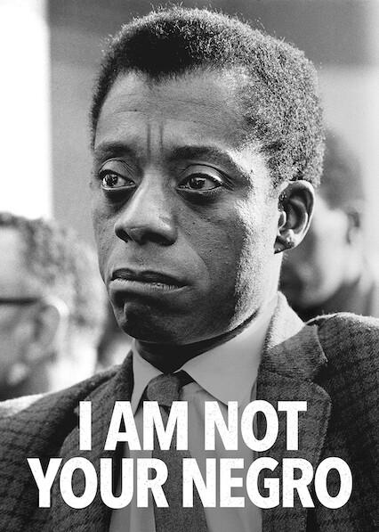 I Am Not Your Negro on Netflix USA