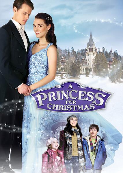 Une princesse pour Noël sur Netflix USA