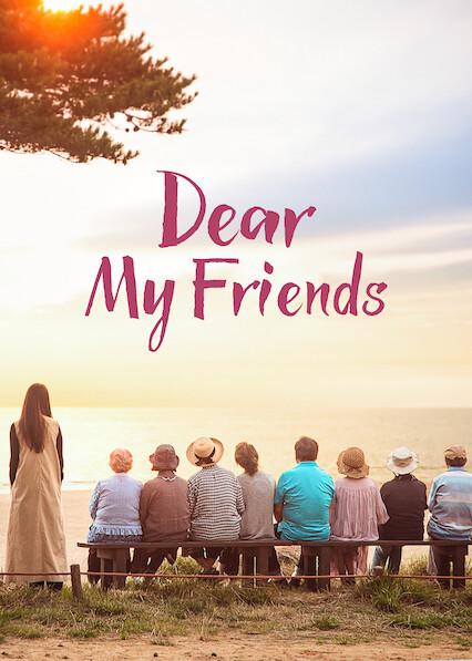 Chers mes amis sur Netflix USA