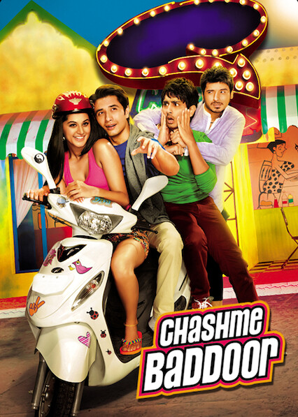 Chashme Baddoor on Netflix USA