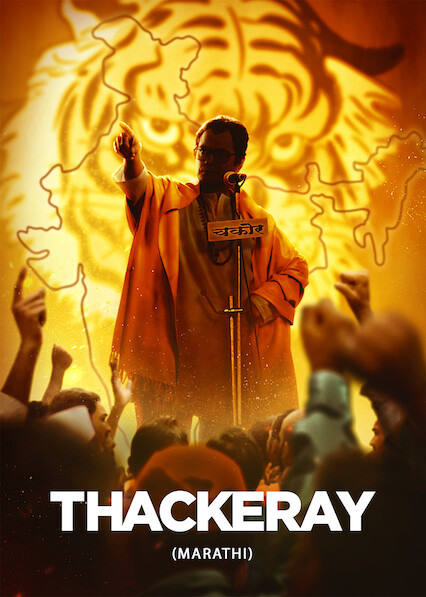 Thackeray (Marathi) on Netflix USA