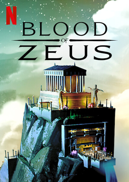 Blood of Zeus on Netflix USA