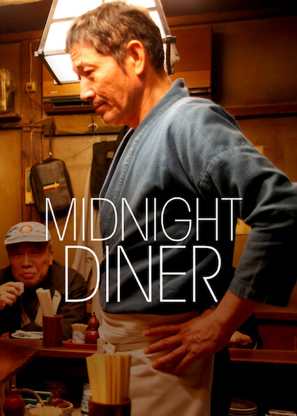 Midnight Diner sur Netflix USA