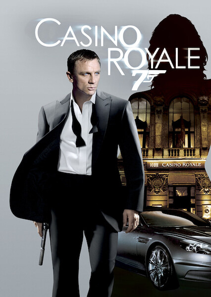 Casino Royale sur Netflix USA