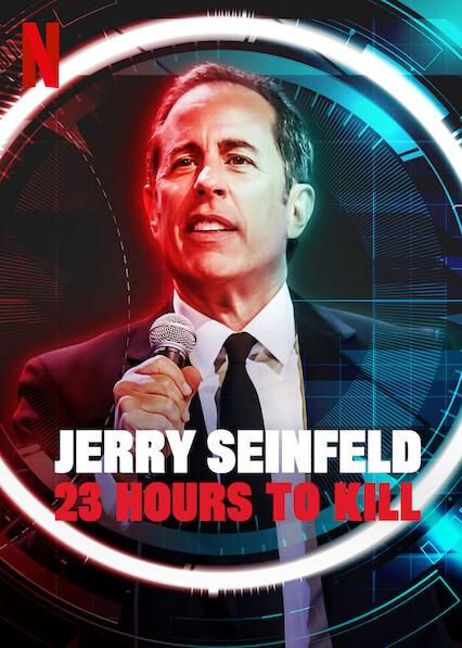 Jerry Seinfeld: 23 Hours To Kill on Netflix USA