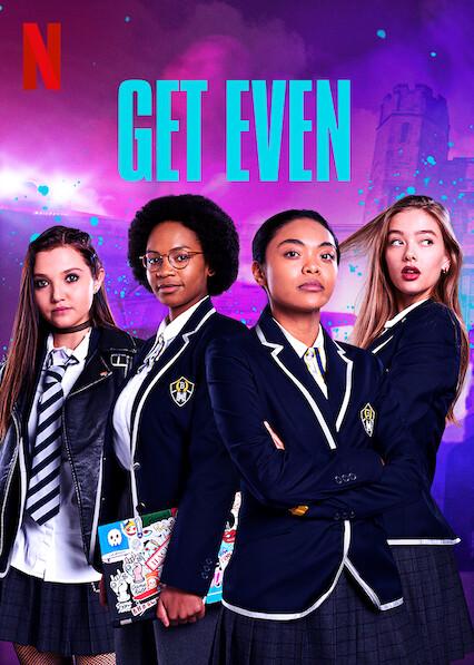 Get Even on Netflix USA