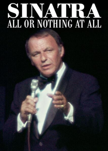 Sinatra: tout ou rien du tout sur Netflix USA